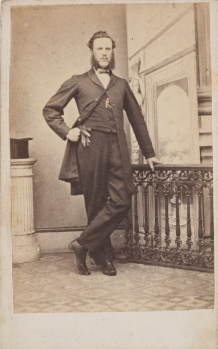 Henry William Burgin – studio portraits of Parramatta residents, ca. 1860-1872, Mitchell Library, State Library of New South Wales
