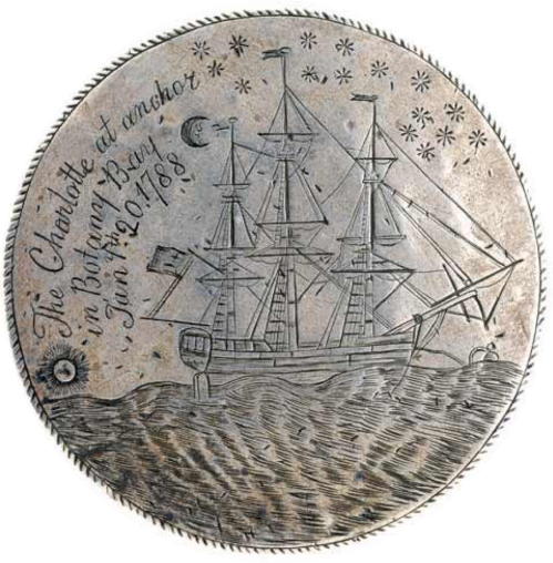 charlotte-medal