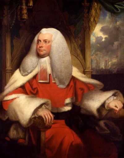 NPG 458; Sir Francis Buller, 1st Bt by Mather Brown