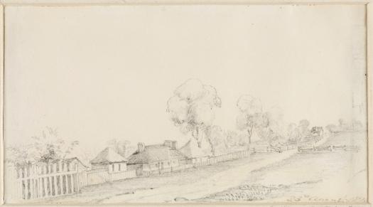 Dairy Cottage, Parramatta 1844