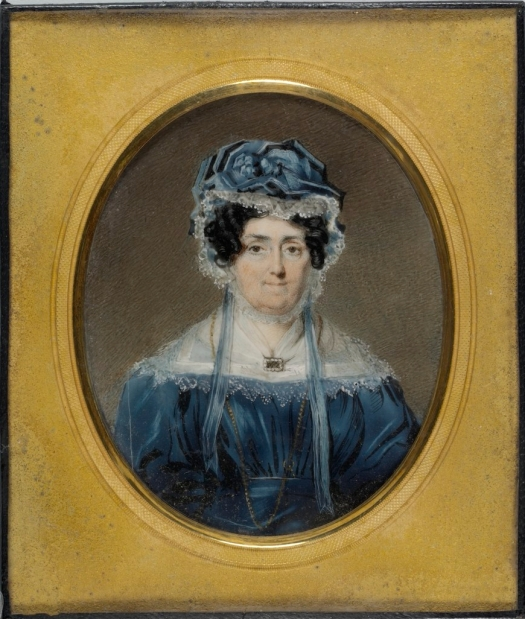 Anna Josepha King, ca. 1830's
