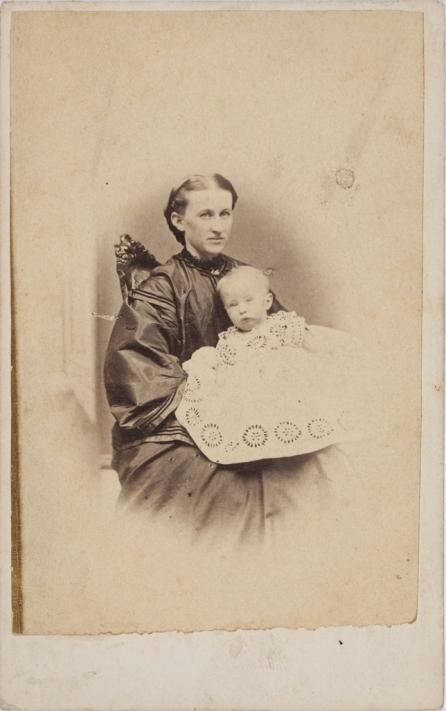 Emily Sarah Hughes. Emily Coates. Mrs Herbert Coates. Parramatta. Old Parramatta. Old Parramattan.