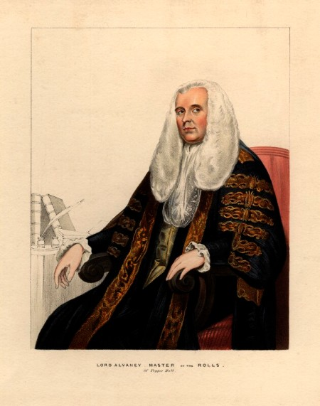 Richard Pepper Arden, 1st Baron Alvanley, portrait, lithograph, First Fleet