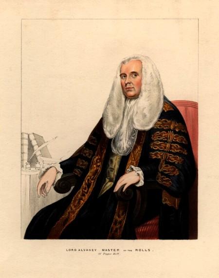 Richard Pepper Arden, 1st Baron Alvanley, portrait, lithograph, First Fleet