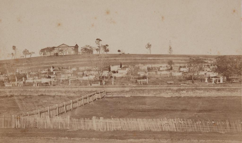 St. John's Cemetery, Parramatta, cemetery, burial records, history, Australian History, St. John's Cemetery Project