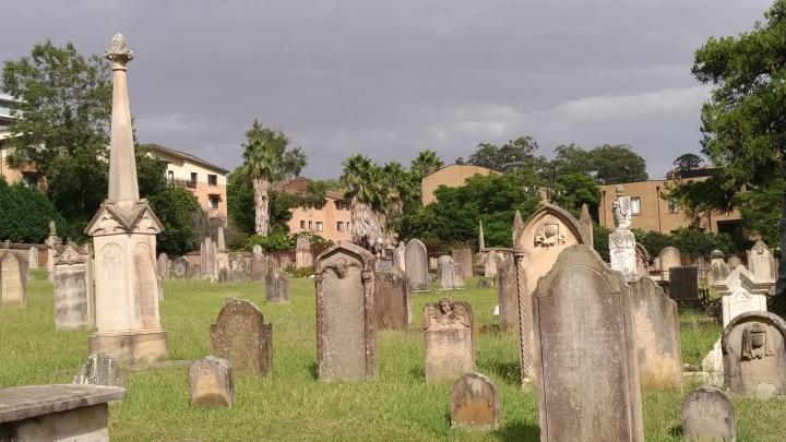 St. John's Cemetery Project, St. John's Cemetery, Parramatta, History, Heritage, Australian History,