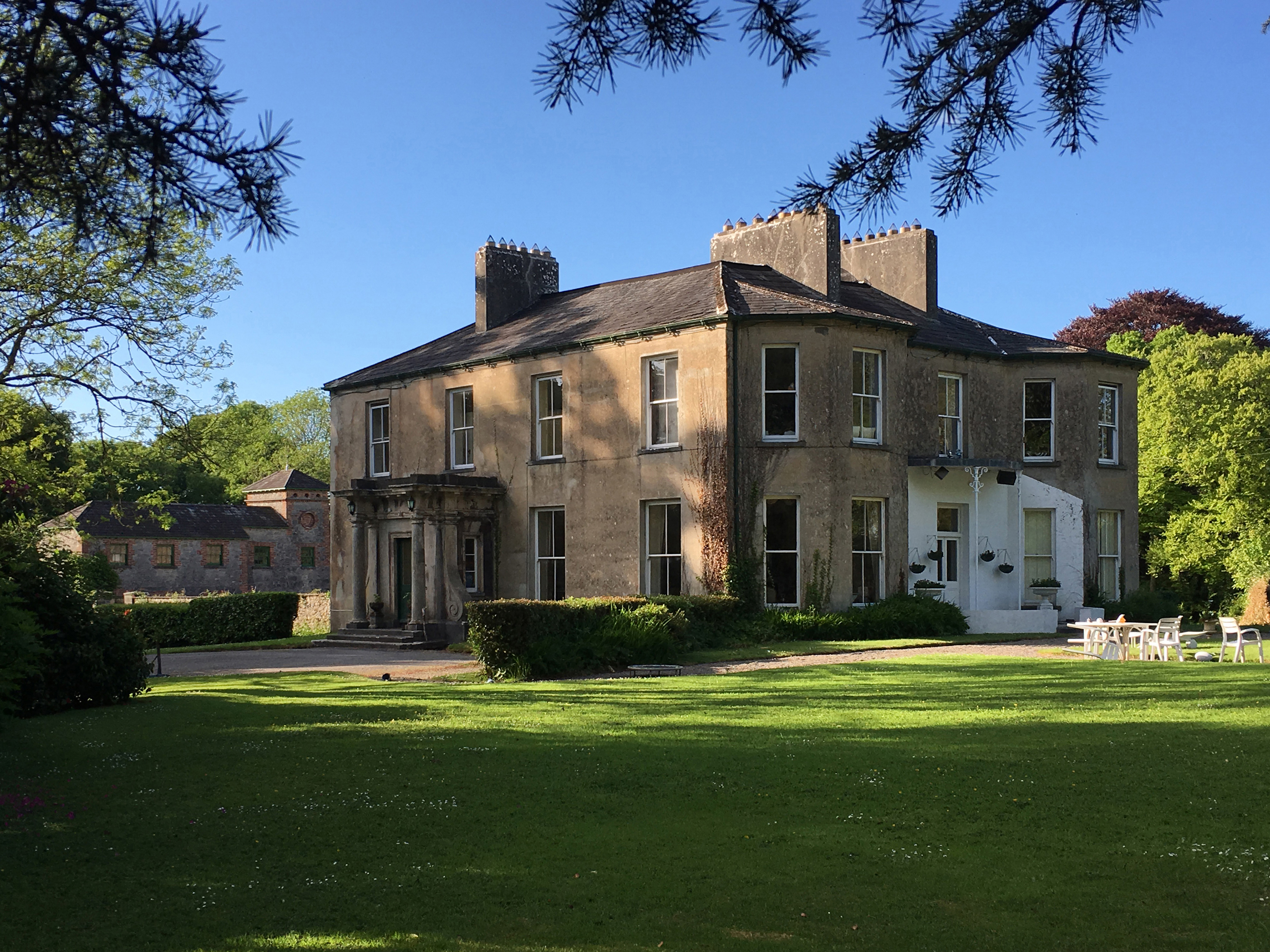 Thornfield House, Ahane, County Limerick, The Bourkes Family Home, St. John's Cemetery Project, Old Parramattans, Elizabeth Bourke, Governor Richard Bourke, Governor of New South Wales