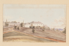 Government House, Parramatta, Old Government House, 1838, Charles Rodius, St. John's Cemetery Project, Old Parramattans, Elizabeth Bourke, Governor Richard Bourke, Parramatta Park