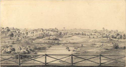 Charles Rodius, Government House, Parramatta, Old Government House, St. John's Cemetery Project, Old Parramattans