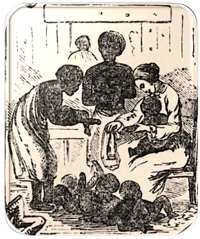 Catherine Leigh, Mrs Leigh, Mrs L dressing Black Babies, Alexander Strachan, Reverend Samuel Leigh, Wesleyans, Wesleyanism, St. John's Wesleyans, St. John's Cemetery Project, Old Parramattans