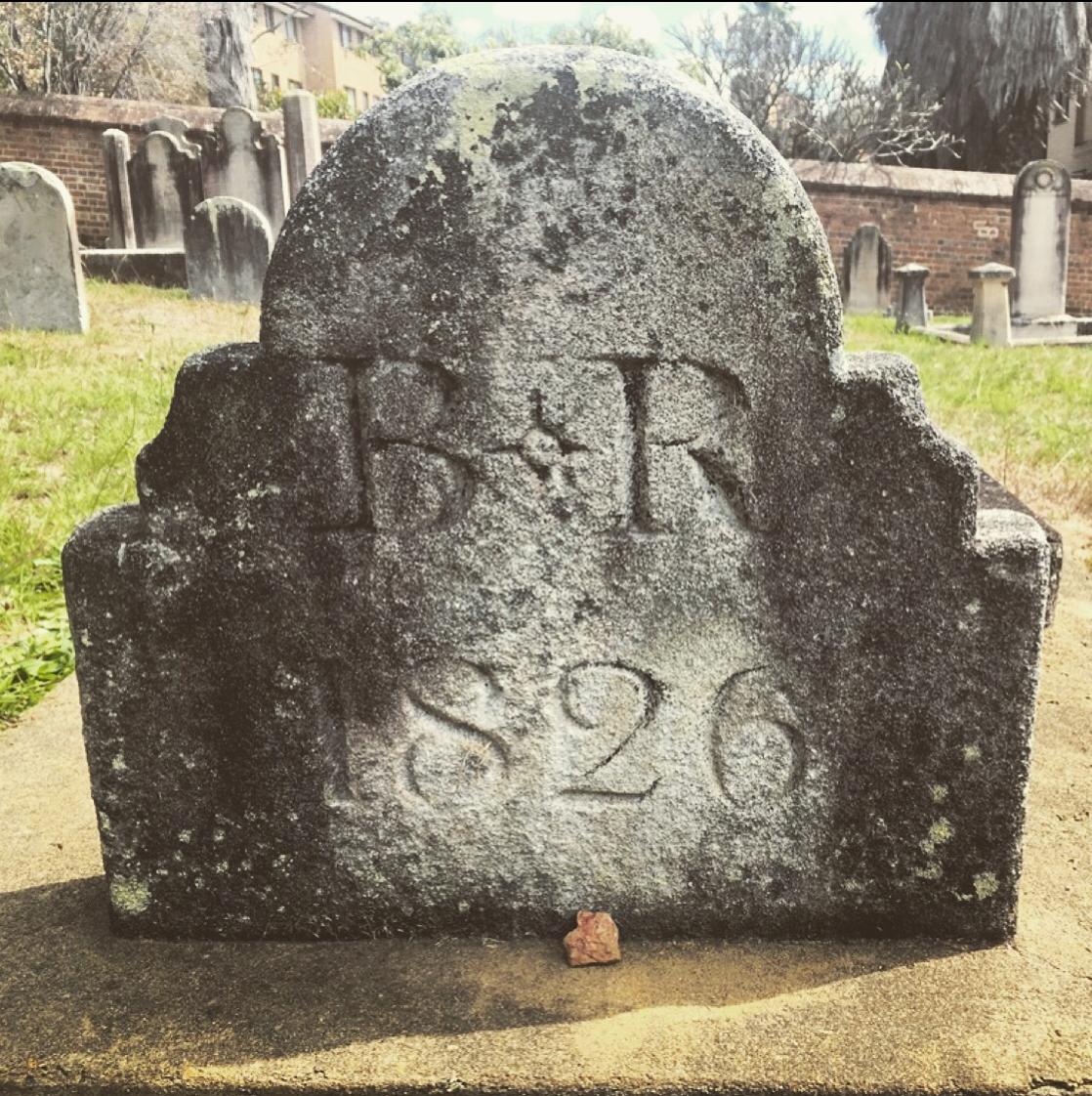 Benjamin Ratty, Convict Constable, Convict, St. John's Cemetery, Parramatta, Marine Society, St. John's Cemetery Project, Old Parramattans, New South Wales Constables, Killed in the Line of Duty, Bushrangers, 1820s, nineteenth century