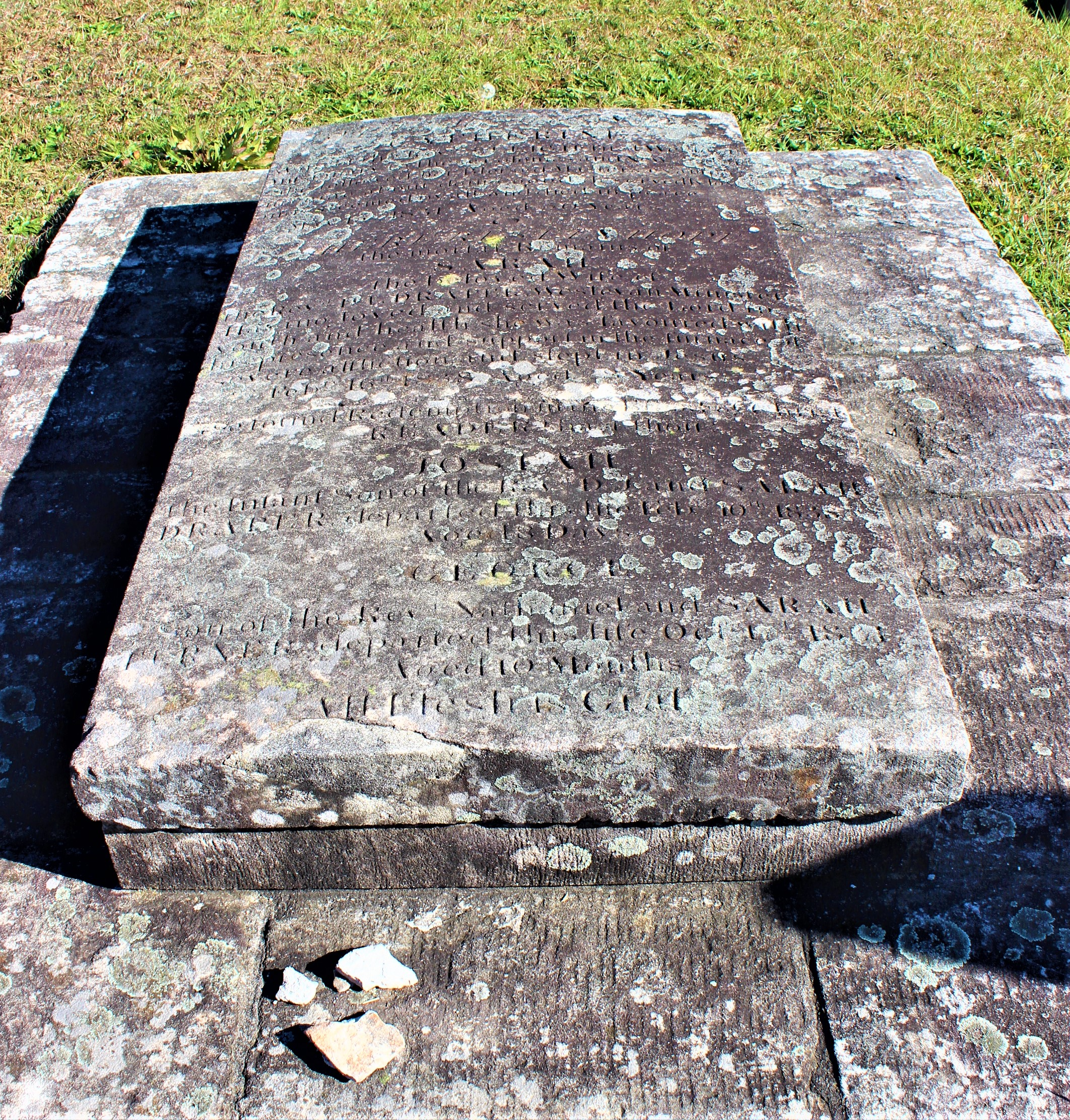 Catherine Leigh, Reverend Samuel Leigh, Wesleyan, Missionary, Missionary's Wife, St. John's Cemetery Project, Parramatta, Old Parramattans