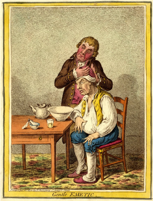 Eighteenth-Century Medicine, Nineteenth-Century Medicine, Medical History, Satirical Sketch, St. John's Cemetery Project, Old Parramattans, John Irving