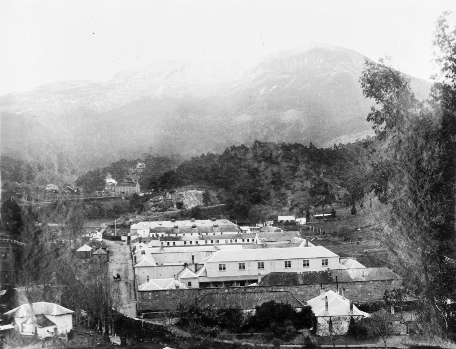 Cascades Female Factory, Van Diemen's Land, Hobart Town, Tasmania, Proctor's Quarry, 1844, Sarah Moses, Tell the World I Died for Love, St. John's Cemetery Project, Old Parramattans
