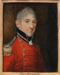 Major General Lachlan Macquarie, Fifth Governor of New South Wales, St. John's Cemetery Project, Old Parramattans, St. John's Cemetery, Parramatta
