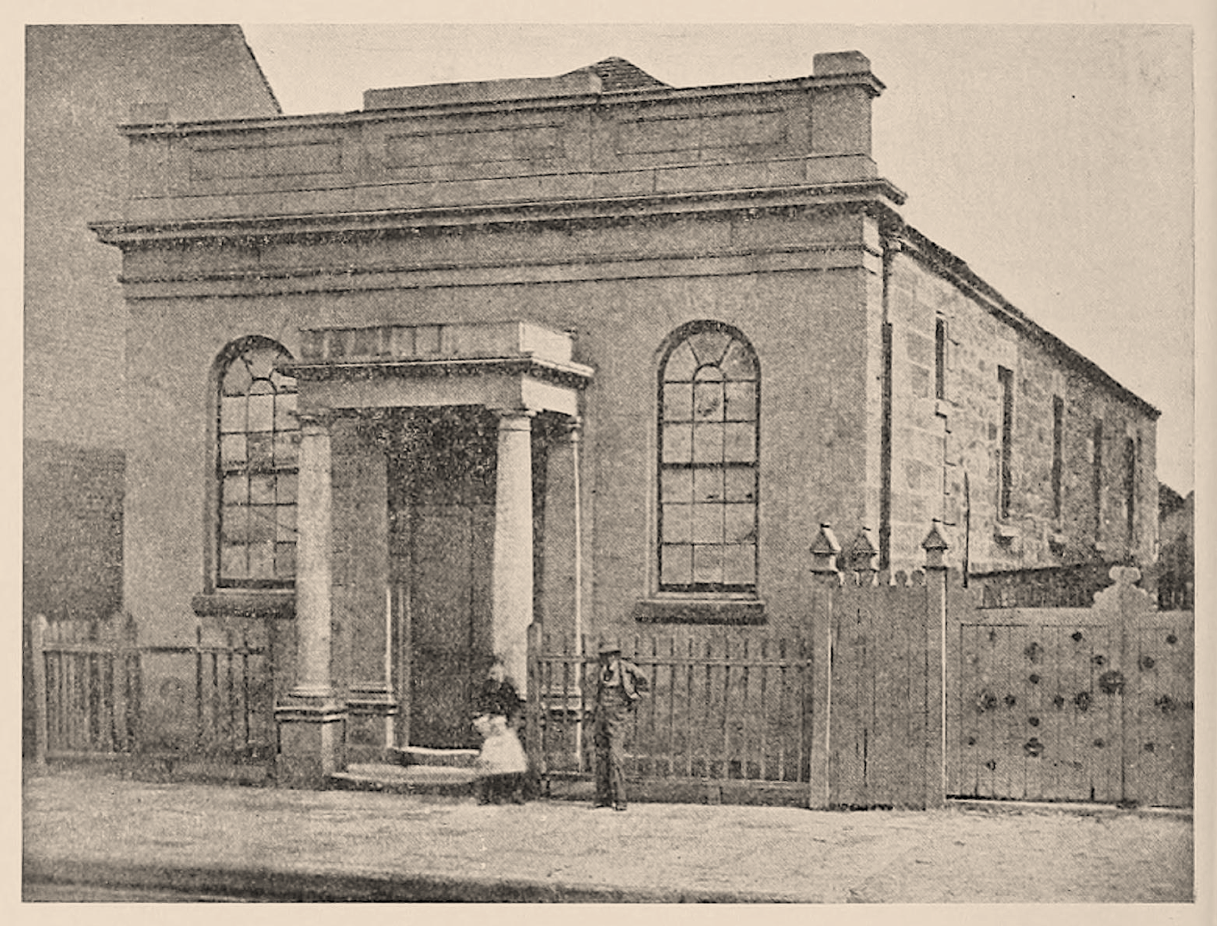 First Wesleyan Chapel, Princes Street Chapel, The Rocks, Methodist, St. John's Cemetery Project, Old Parramattans, Reverend Samuel Leigh, Catherine Leigh