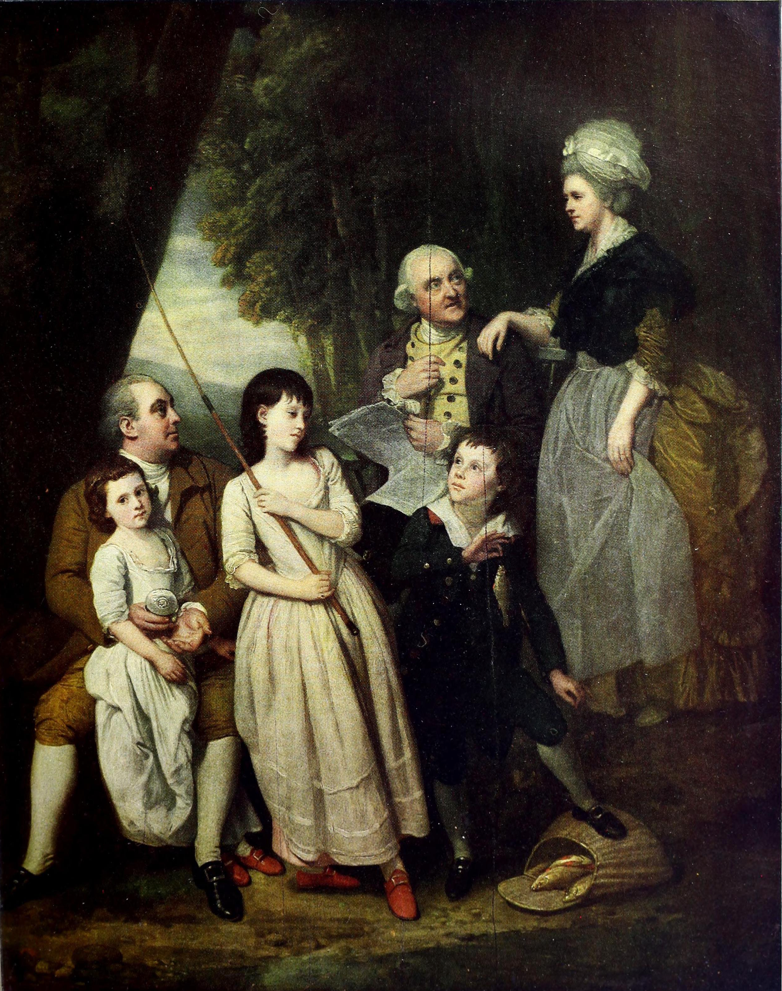 Mr and Mrs Bourke of Carshalton, John Zoffany R.A. Artist, Betsy Bourke, Elizabeth Bourke, Vice Regal Lady, Governor's Wife, St. John's Cemetery Project, Old Parramattans, Old Government House, Parramatta, St. John's Cemetery, Parramatta, Honeywood Museum
