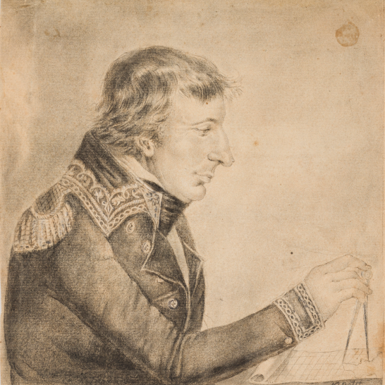 Nicolas Baudin, French Explorer, N. Petit