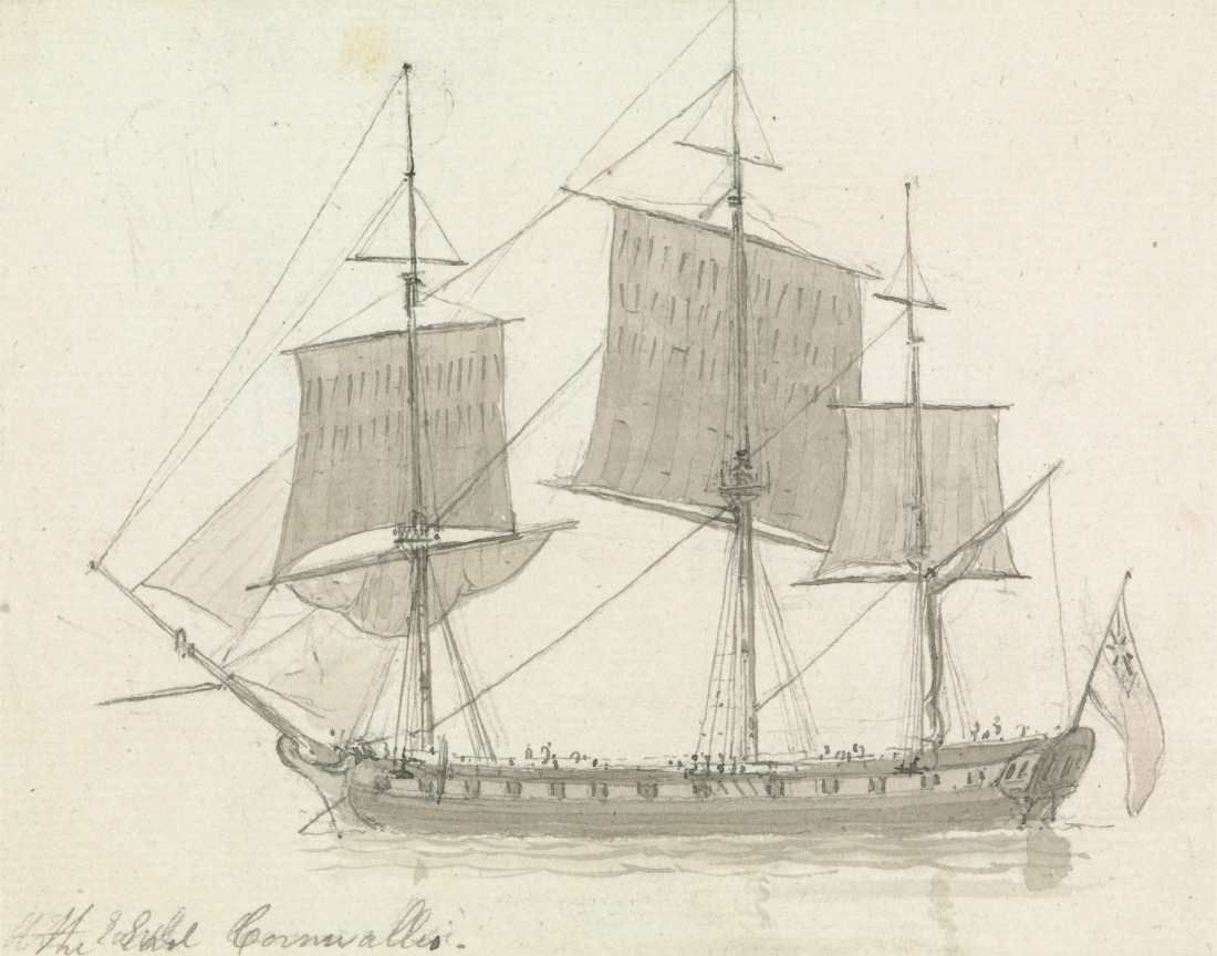 Thomas Daniell, The Earl Cornwallis ship, Convict Ship, Earl Cornwallis (1801), New South Wales, St. John's Cemetery Project, St. John's Cemetery, Parramatta, Lydia Childs, Lydia Parker, Lydia Barber, A Real Tess of the d'Urbervilles, Thomas Hardy, Old Parramattans