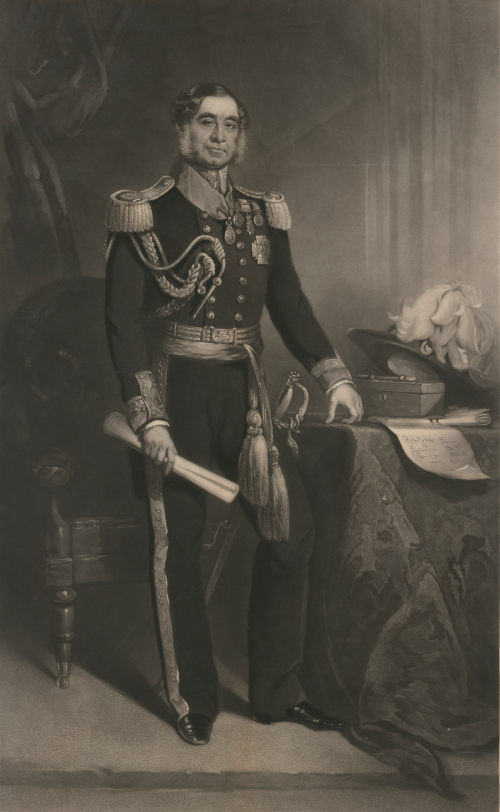 Governor Sir Charles FitzRoy