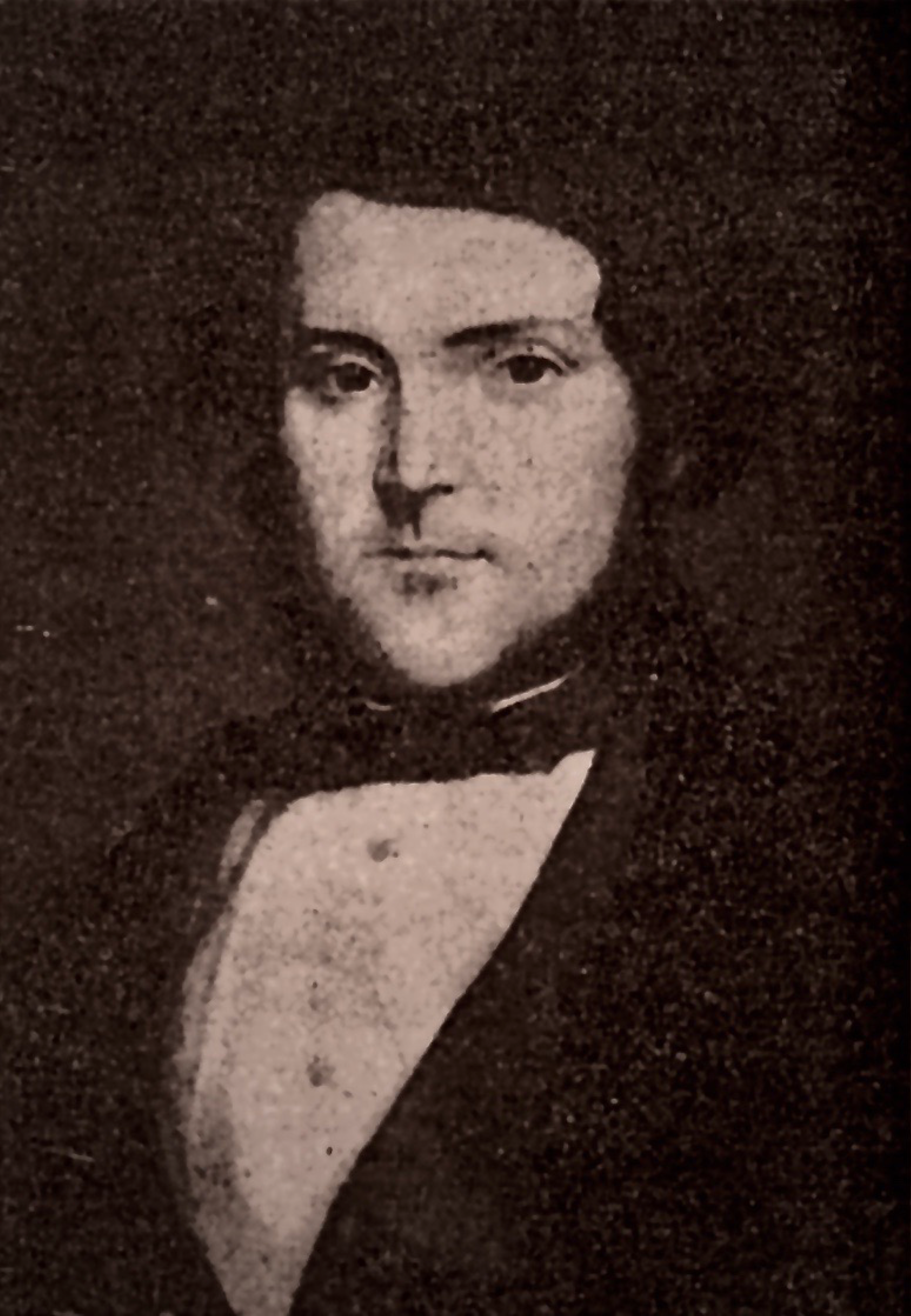 John Isaac Williams - portrait
