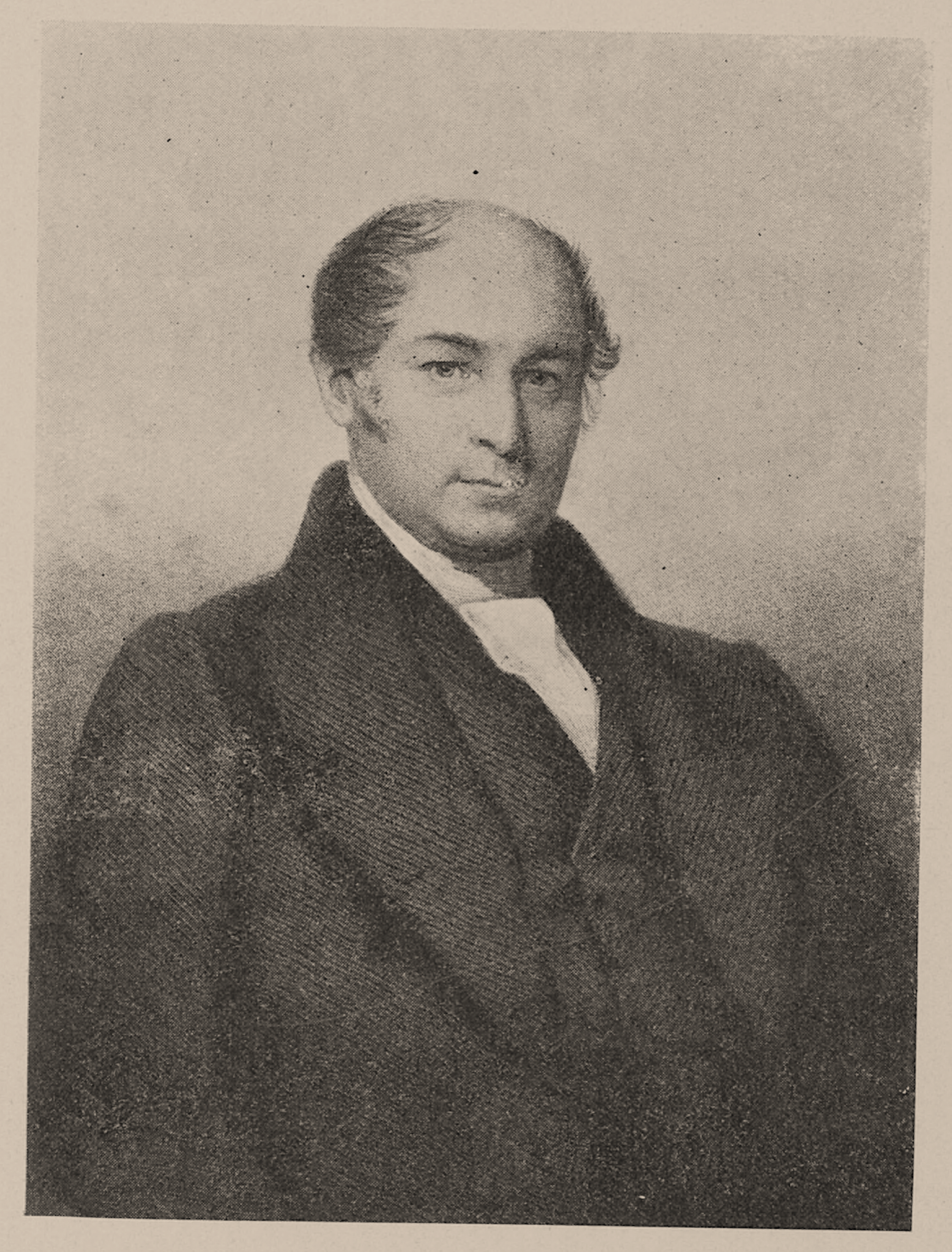 Reverend Walter Lawry