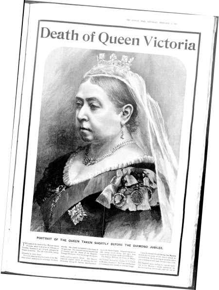 Death of Queen Vic