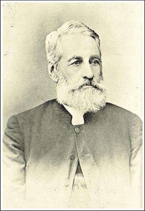 Reverend James Samuel Hassall